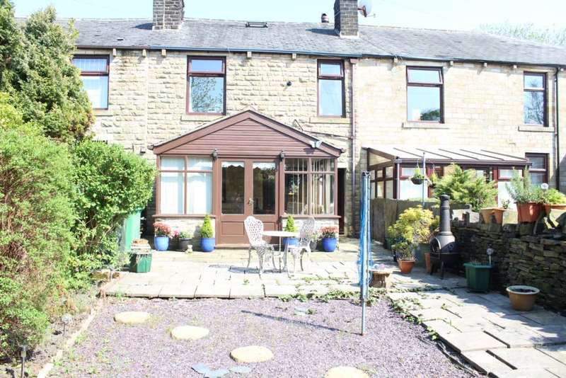 3 Bedrooms Terraced House for sale in Calderbrook Road, Littleborough