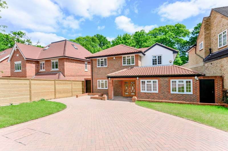6 Bedrooms House for sale in Henley Drive, Kingston, KT2