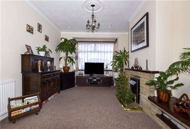 3 Bedrooms Terraced House for sale in Broadway Gardens, Mitcham, Surrey, CR4