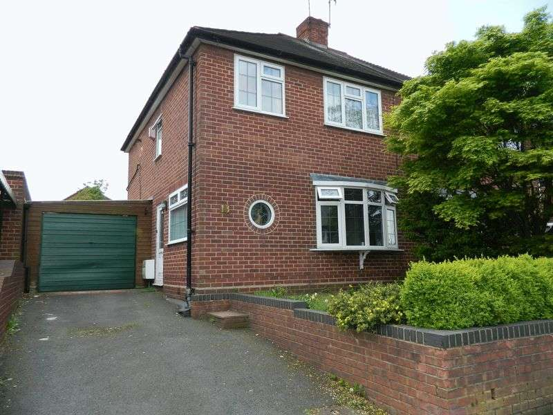 3 Bedrooms Semi Detached House for sale in Hobs Road, Wednesbury