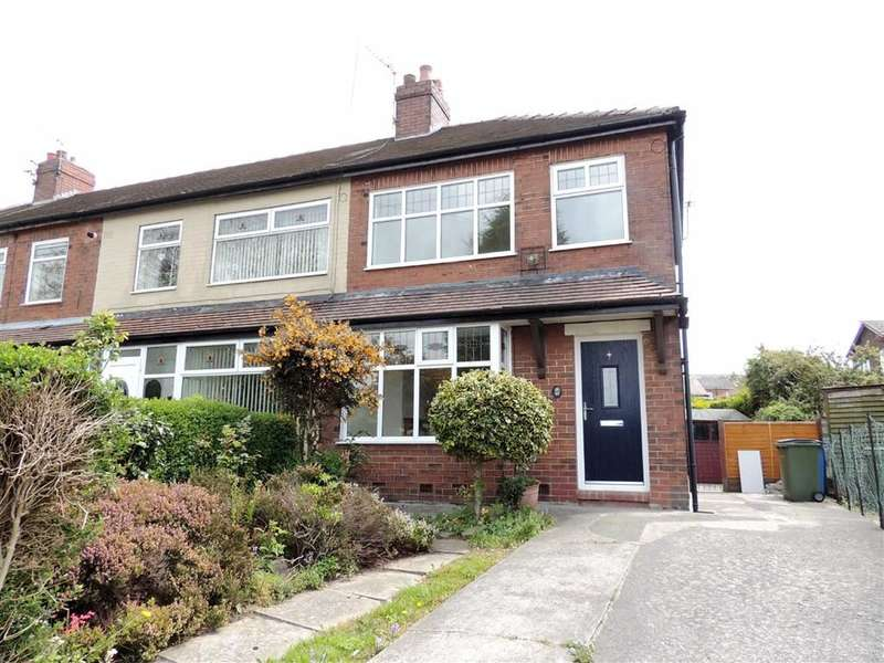 2 Bedrooms Property for sale in Brookfield Avenue, Bredbury, Stockport