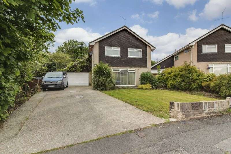 4 Bedrooms Detached House for sale in Glanrhyd, Cwmbran
