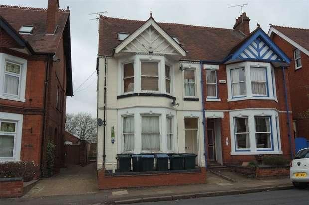 1 Bedroom Flat for sale in Spencer Avenue, Earlsdon, COVENTRY