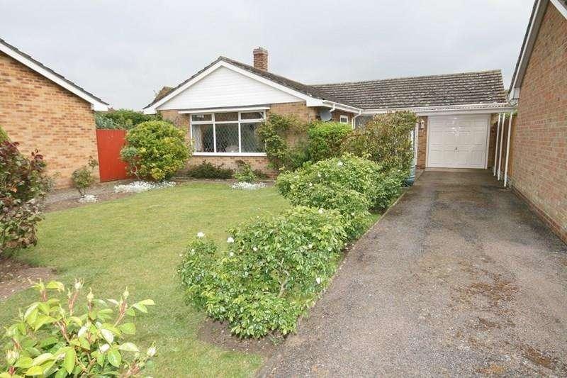 3 Bedrooms Detached Bungalow for sale in St. Edmunds Gate, Attleborough