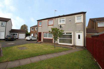 3 Bedrooms Semi Detached House for sale in Newhouse Way, Girdle Toll, Irvine, North Ayrshire