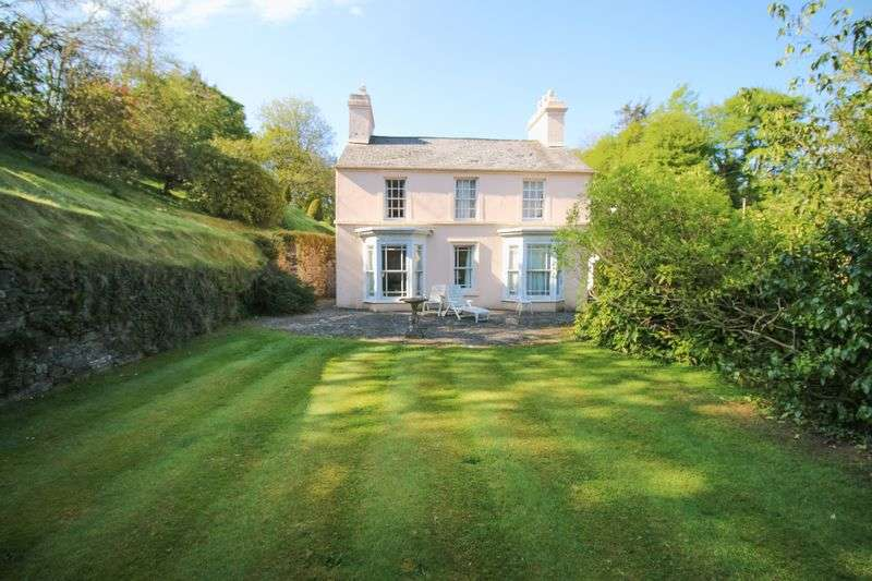 4 Bedrooms Detached House for sale in Montpelier House, Main Road, Baldrine, IM4 6DX
