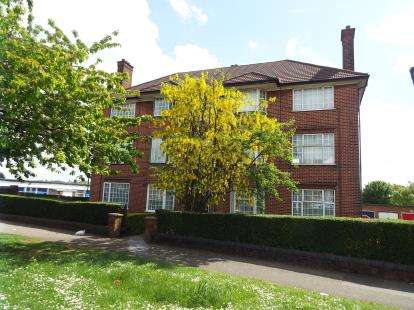 2 Bedrooms Flat for sale in Dunstable Court, Dunstable Road, Luton, Bedfordshire