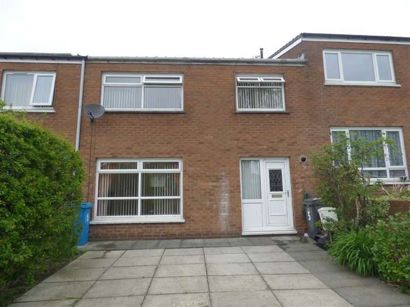 2 Bedrooms Property for sale in Lowfield Walk, Blackley, Manchester, M9
