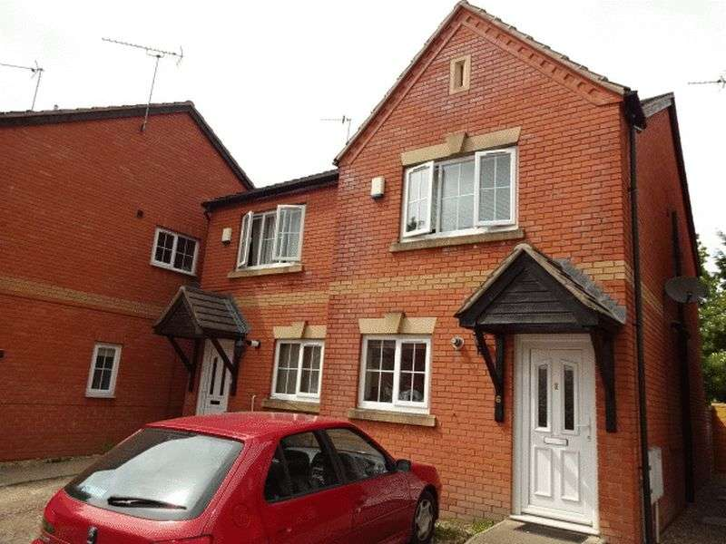 2 Bedrooms Semi Detached House for sale in Bronwen Ingham Court, Kidderminster DY10 2ET