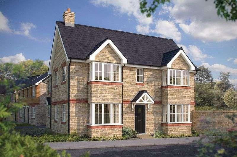 3 Bedrooms Detached House for sale in The Homelands, Bishops Cleeve, Gotherington Lane, Cheltenham, GL52 8EN