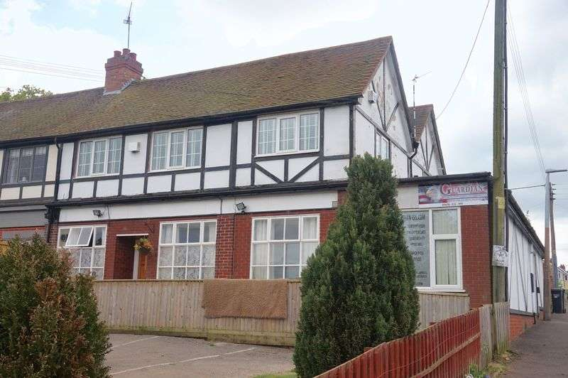 2 Bedrooms Flat for sale in Birmingham Road, Coventry