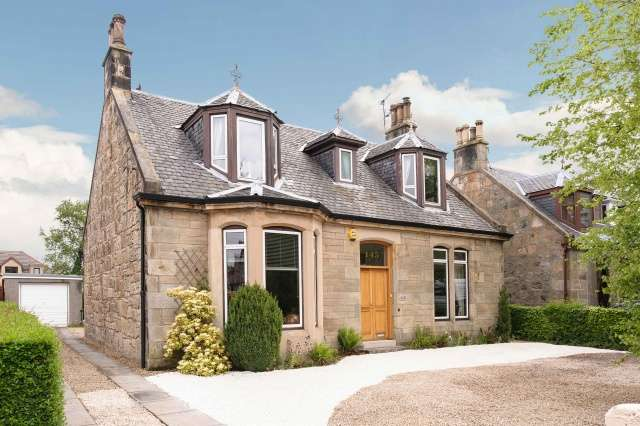 5 Bedrooms Detached Villa House for sale in Bo'ness Road, Grangemouth, Stirlingshire, FK3 9BS