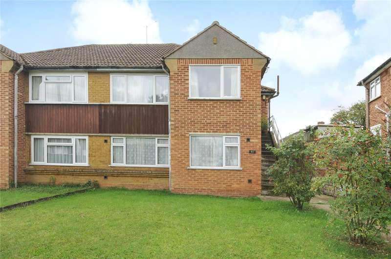 2 Bedrooms Maisonette Flat for sale in Moor Lane, Maidenhead, Berkshire, SL6