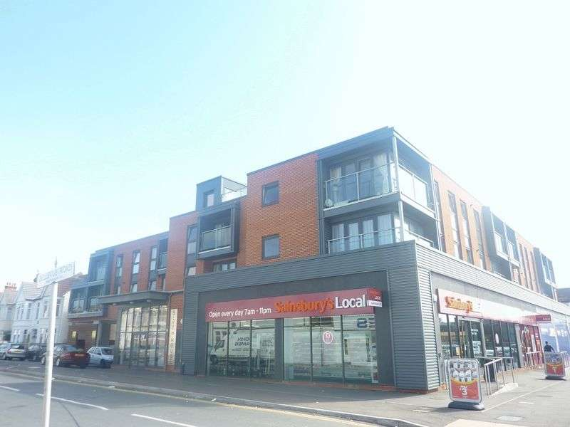 1 Bedroom Flat for sale in Blyth House, Southend-On-Sea