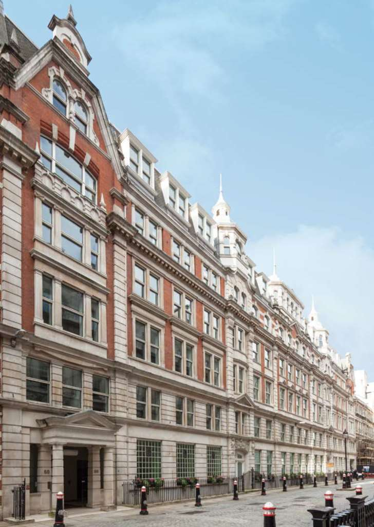 Serviced Office Commercial for rent in New Broad Street, London