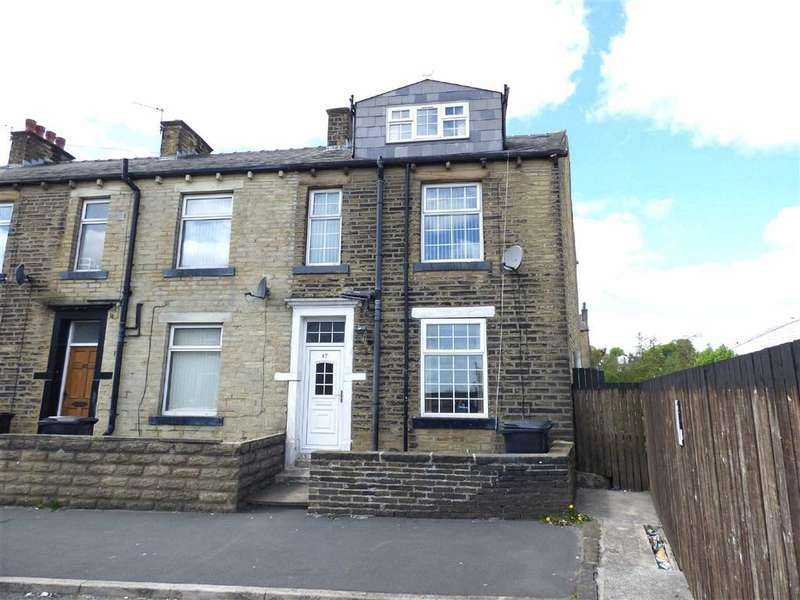 4 Bedrooms Property for sale in Newstead Terrace, Newstead, Halifax, West Yorkshire, HX1