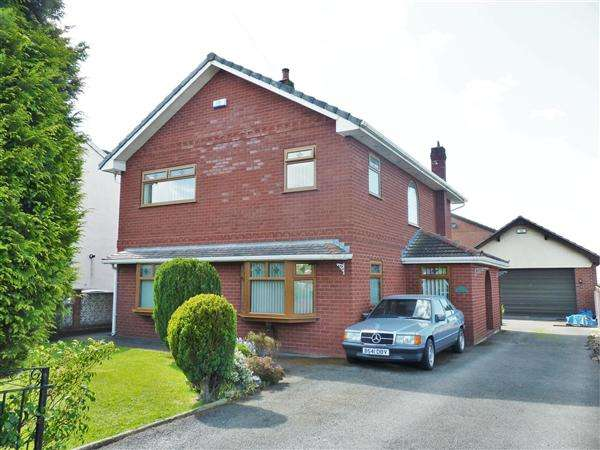 4 Bedrooms Detached House for sale in Greenlands, 15 Daub Hall Lane, Preston