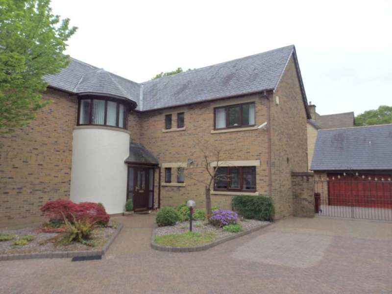 5 Bedrooms Detached House for sale in Heaton Grange Drive, Heaton
