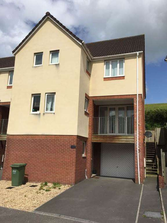 4 Bedrooms Town House for sale in Silverwood Heights, Barnstaple
