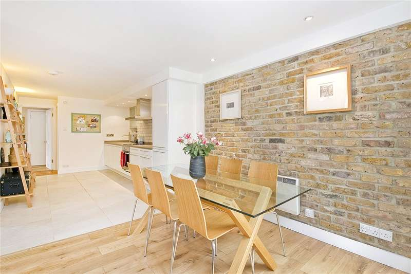 2 Bedrooms Flat for sale in Annette Road, Holloway, N7
