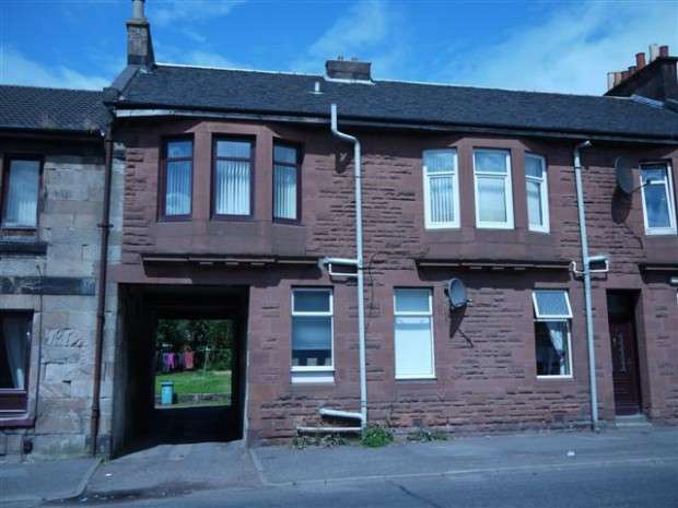 1 Bedroom Flat for sale in Clydesdale Road, Bellshill, ML4