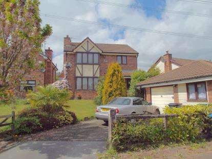 4 Bedrooms Detached House for sale in Barncroft, Norton, Runcorn, Cheshire, WA7