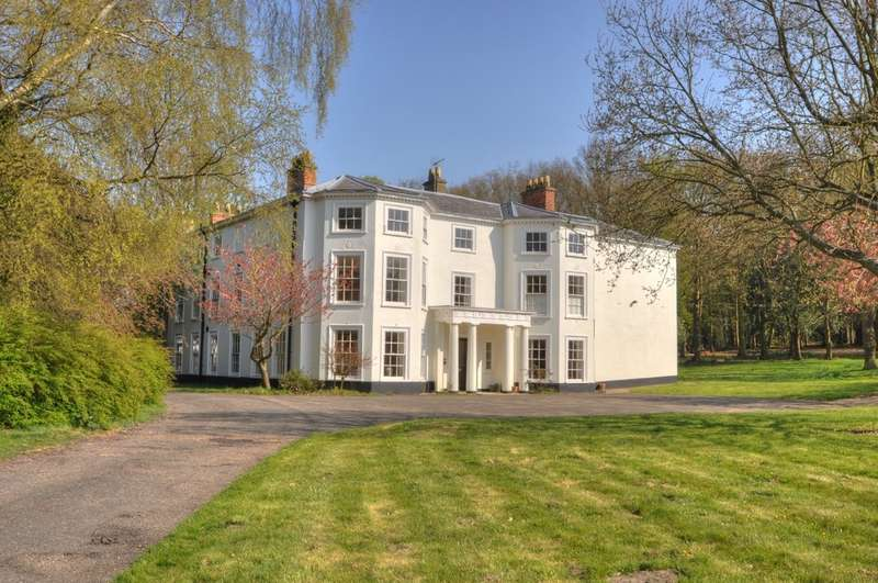 7 Bedrooms House for sale in West Wing, Henstead Hall, Henstead