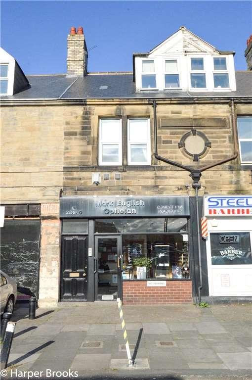 2 Bedrooms Maisonette Flat for sale in High Street, Gosforth, Newcastle upon Tyne, NE3