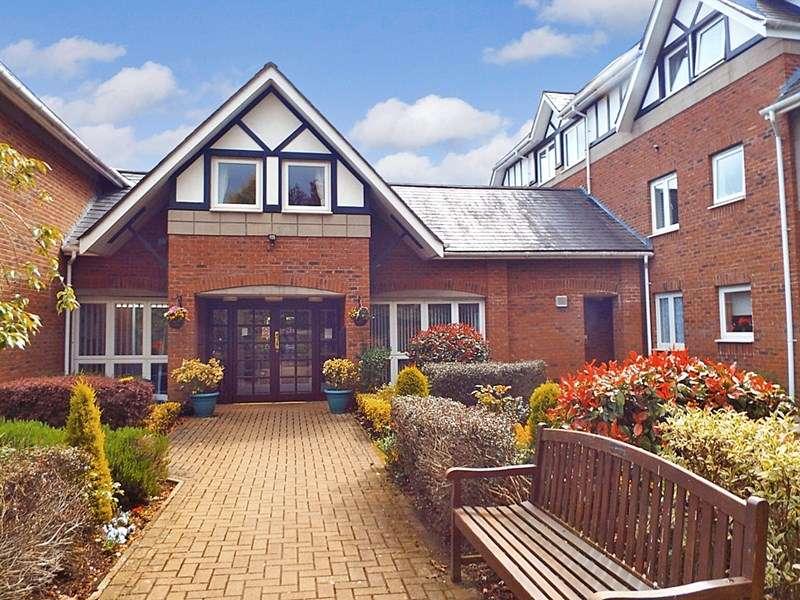 1 Bedroom Retirement Property for sale in Hudson Court, Hessle, HU13 0PE