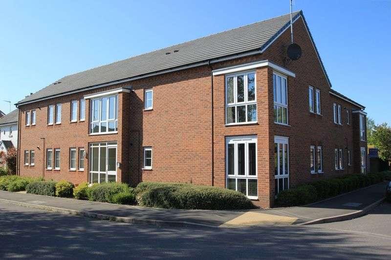 1 Bedroom Flat for sale in Brandwood House, Brandwood Drive, Weston, Stafford.