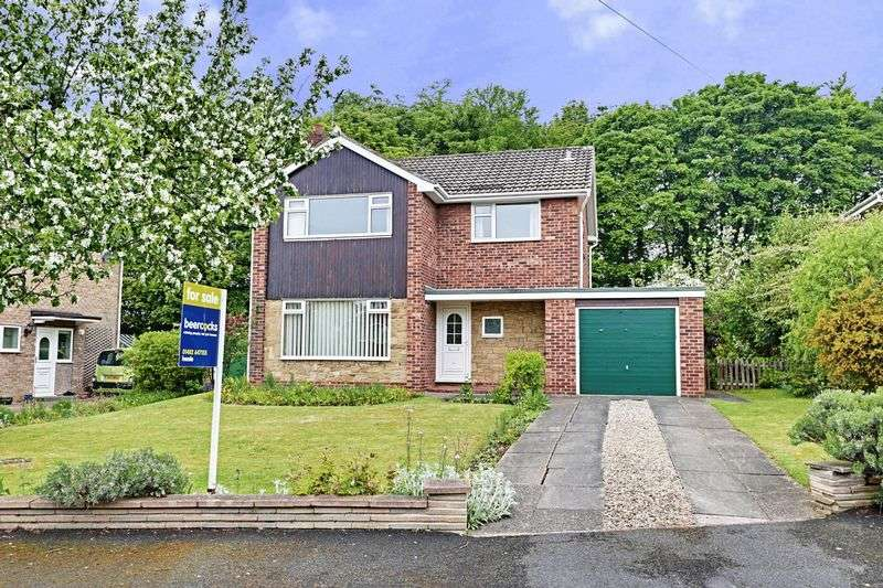3 Bedrooms Detached House for sale in West Parklands Drive, North Ferriby