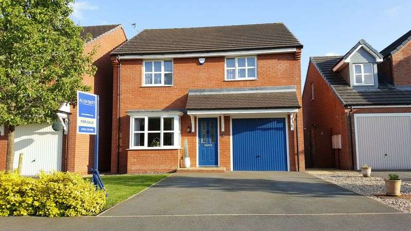 4 Bedrooms Detached House for sale in Davy Road, Abram