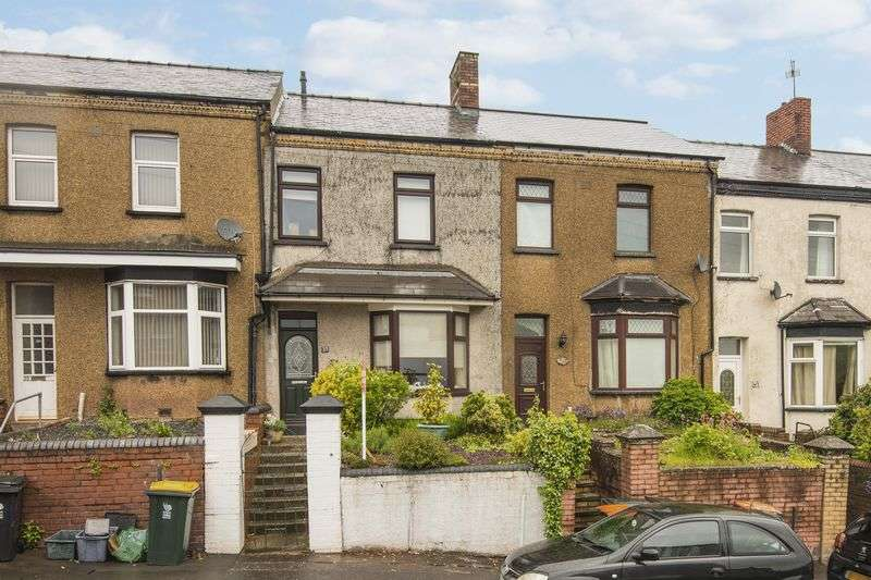 3 Bedrooms Terraced House for sale in Brynderwen Road, Newport