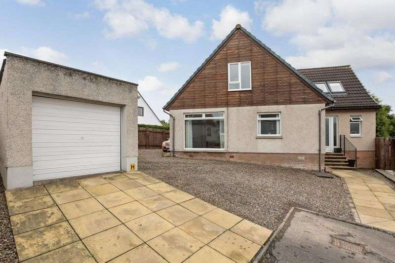 4 Bedrooms Detached House for sale in Hill Grove, Comrie Four Bedroom Detached House