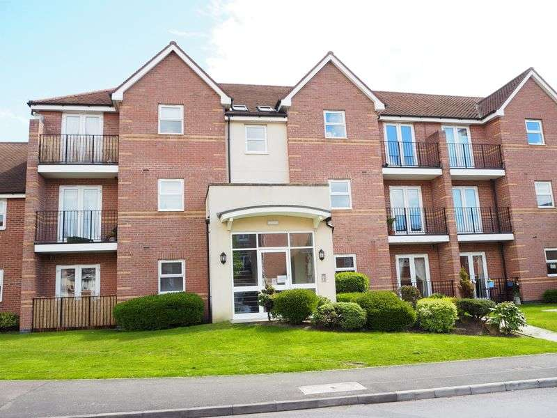 2 Bedrooms Flat for sale in Goldstraw Lane, Newark