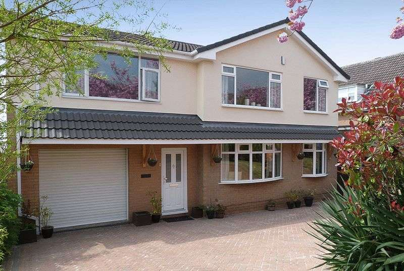 4 Bedrooms Detached House for sale in Shoreham Drive, Rotherham