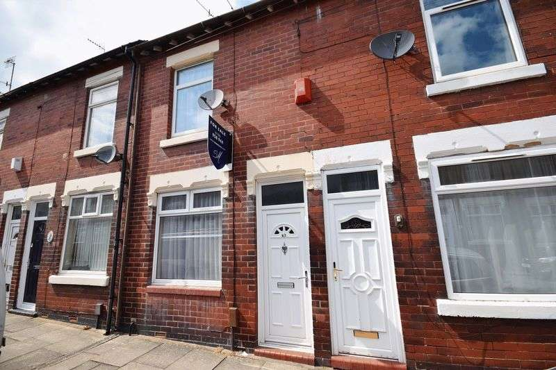 2 Bedrooms Terraced House for sale in Burnley Street, Birches Head