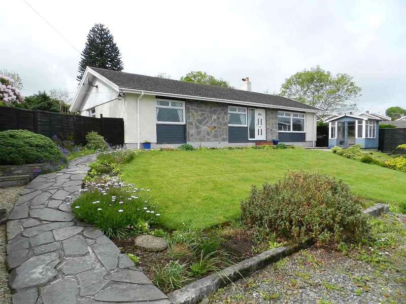 4 Bedrooms Detached Bungalow for sale in Kooringal, Guildford Row, Llangwm, Haverfordwest