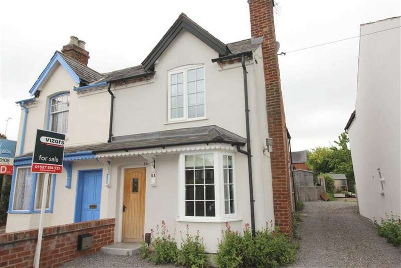 2 Bedrooms Property for sale in Foregate Street, Astwood Bank, Astwood Bank Redditch, REDDITCH, B96