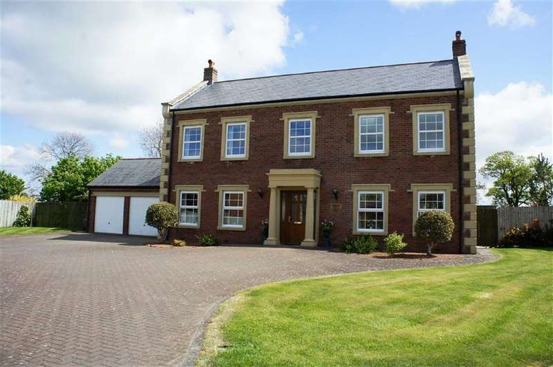 5 Bedrooms Property for sale in Linden Gate, Carlisle