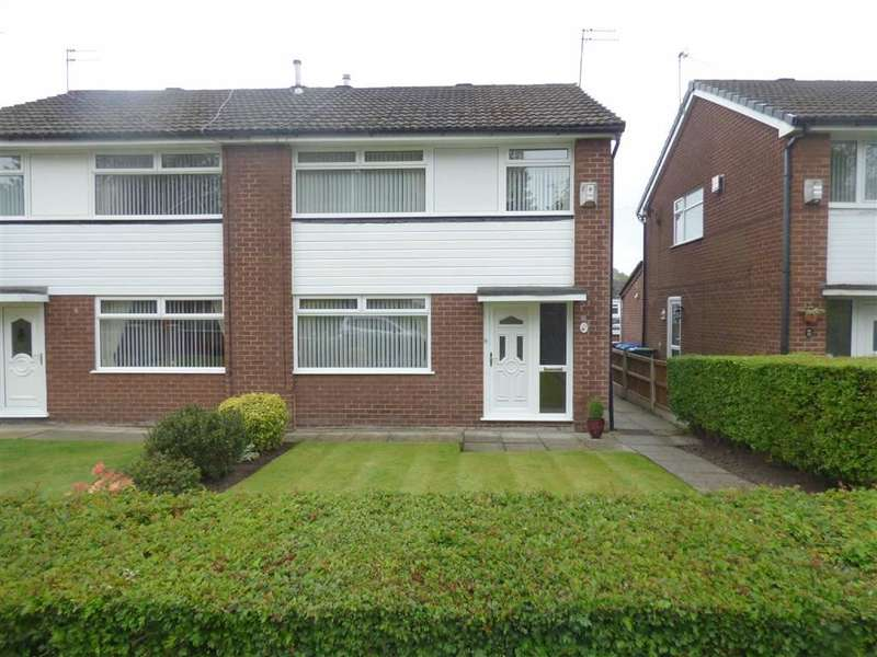 3 Bedrooms Property for sale in Compton Way, Middleton, Manchester, M24