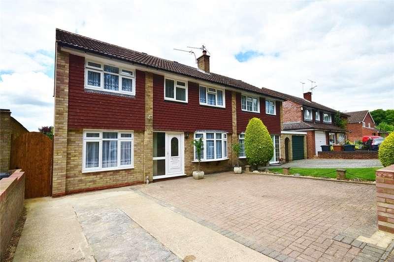 4 Bedrooms Semi Detached House for sale in Bishop's Stortford