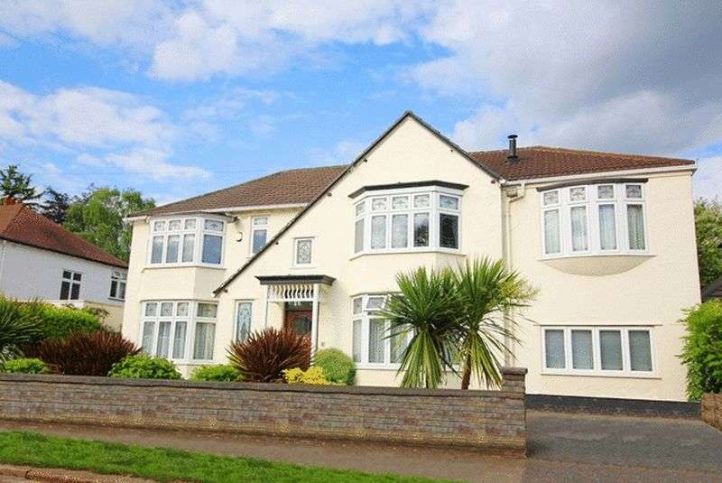 5 Bedrooms Detached House for sale in Menlove Gardens North, Calderstones, Liverpool, L18