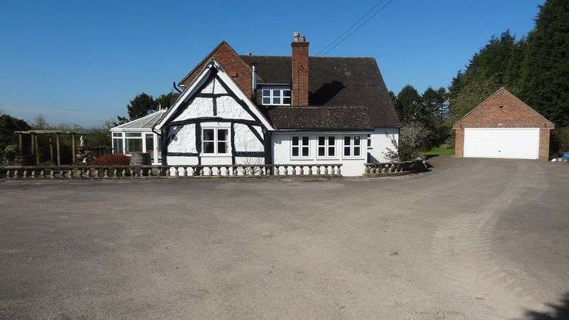 3 Bedrooms Detached House for sale in Muse Lane, Boylestone