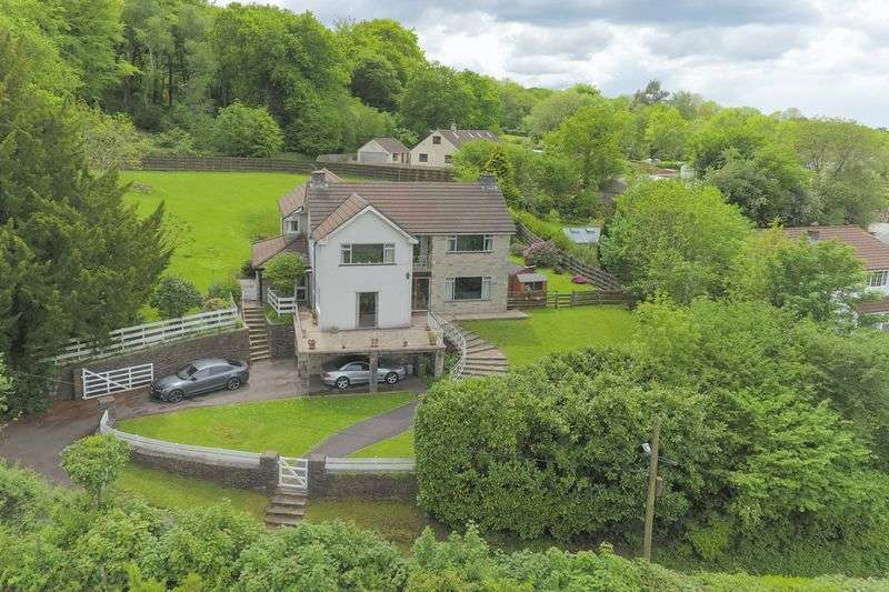 6 Bedrooms Detached House for sale in Machen, Caerphilly