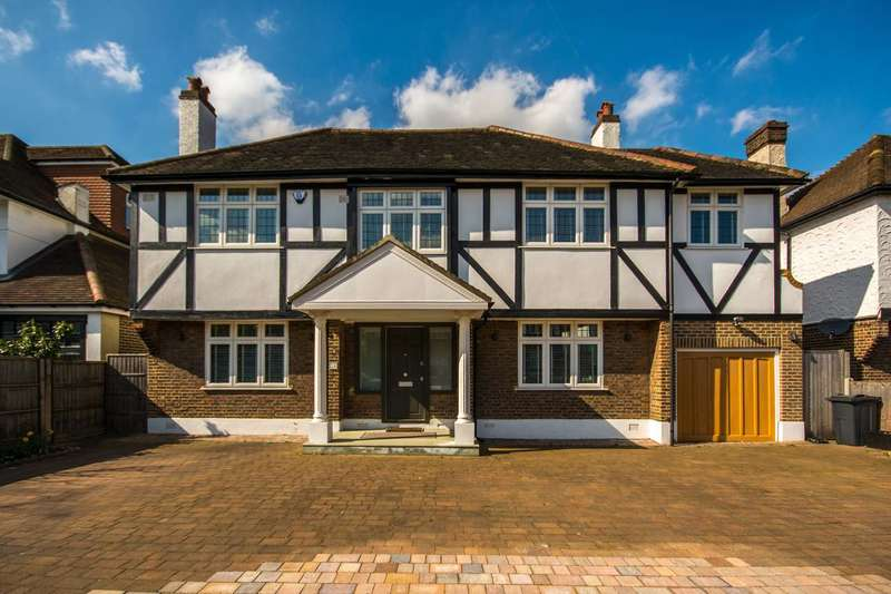 5 Bedrooms Detached House for sale in Foxgrove Avenue, Beckenham, BR3