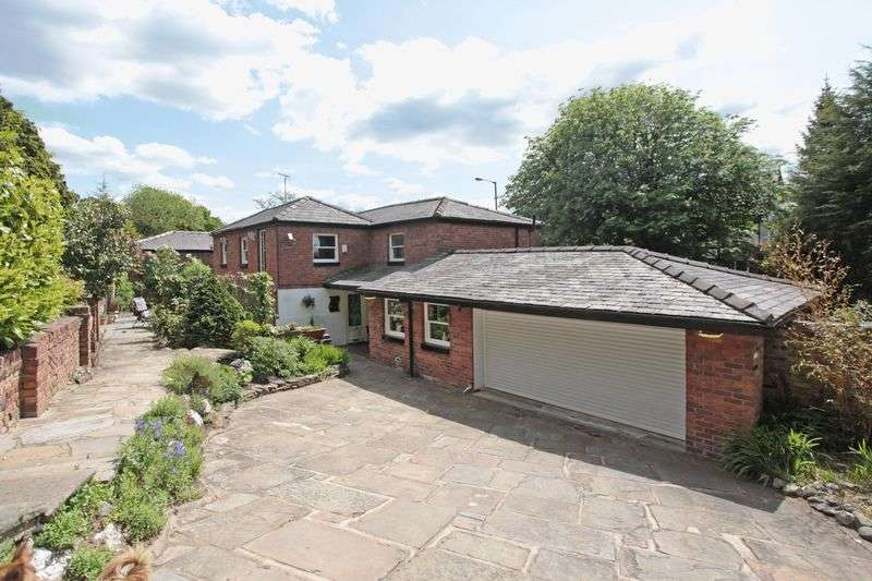 4 Bedrooms Detached House for sale in Southfields, Richmond Road, Bowdon
