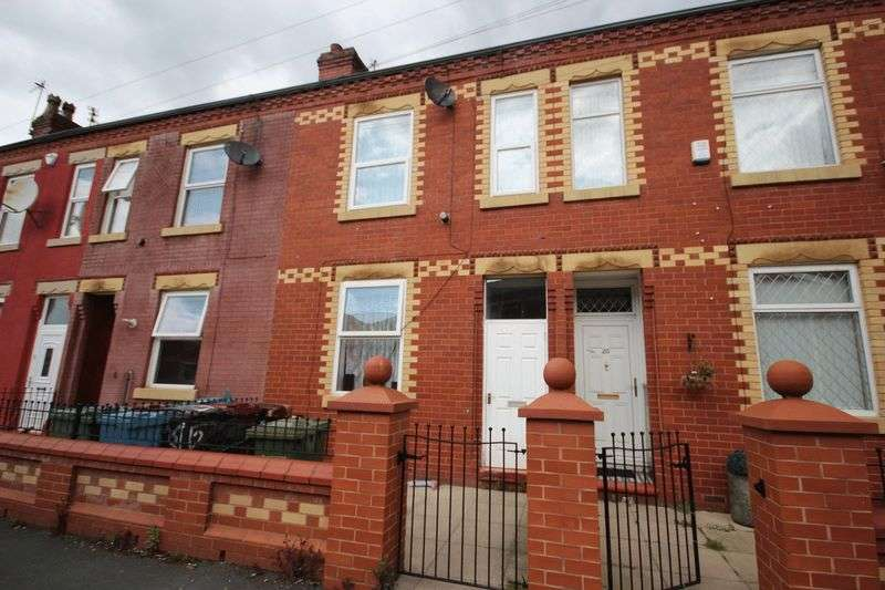 2 Bedrooms Terraced House for sale in Ethel Avenue, Blackley, Manchester M9 6RR