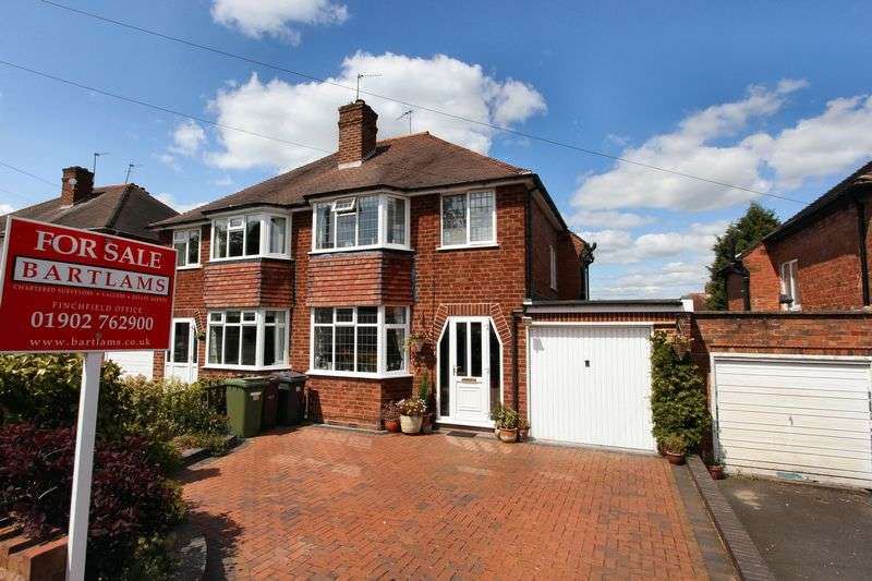 3 Bedrooms Semi Detached House for sale in FINCHFIELD, Southfield Grove