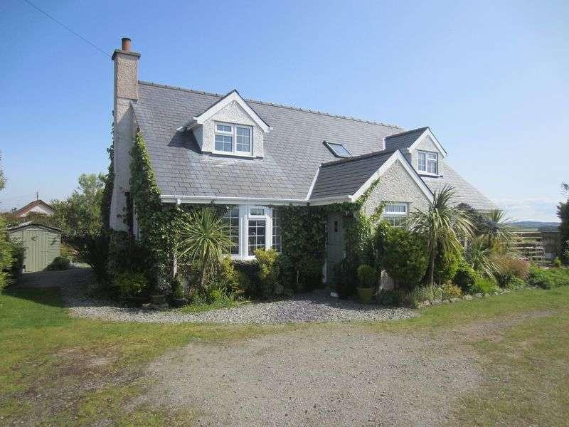 4 Bedrooms Detached House for sale in Elim, Llanddeusant